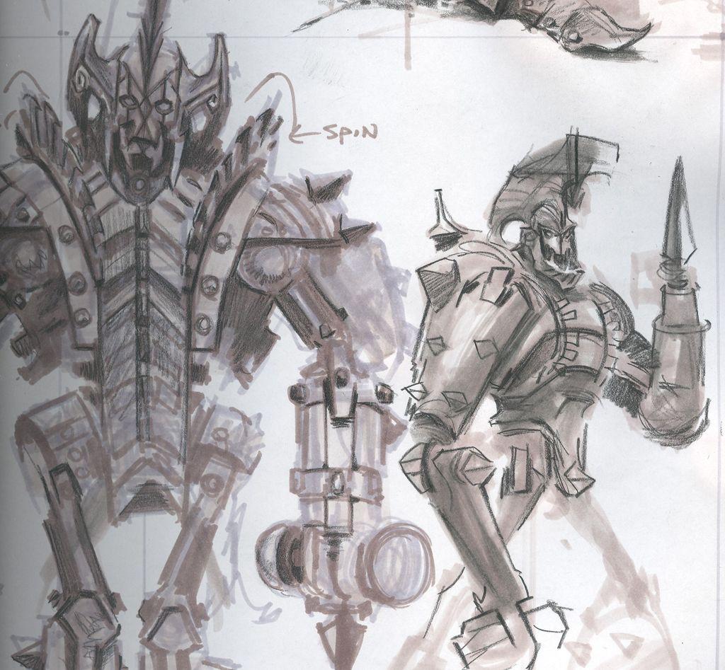 Skyrim Concept Art By Adam Adamowicz C O N C E P T A R T