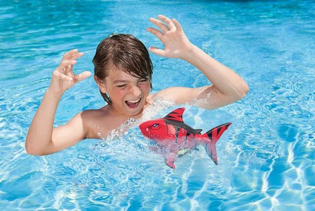 Shark Week Pool Party Ideas #sharkweekfood Shark Week Pool Party Ideas #sharkweekfood