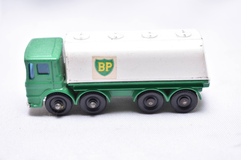Matchbox Lesney No. 32 Leyland Petrol Tanker BP Gas, 1960