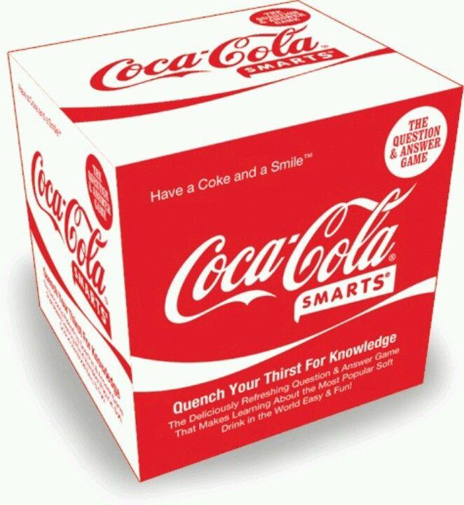 Coca Cola board game...LC