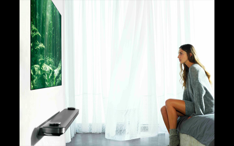 Pin by Crampton & Moore on Wallpaper TV Oled 4k tv, 4k