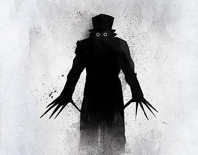 Check Out New Work On My Behance Portfolio Babadook Poster Designs Http Be Net Gall Horror Movie Posters Mejores Carteles De Peliculas Peliculas De Miedo