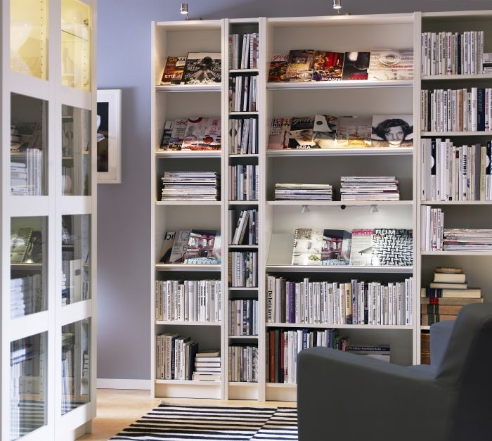 Album 8 photos catalogues ikea biblioth ques billy - Bibliotheque a roulettes ikea ...