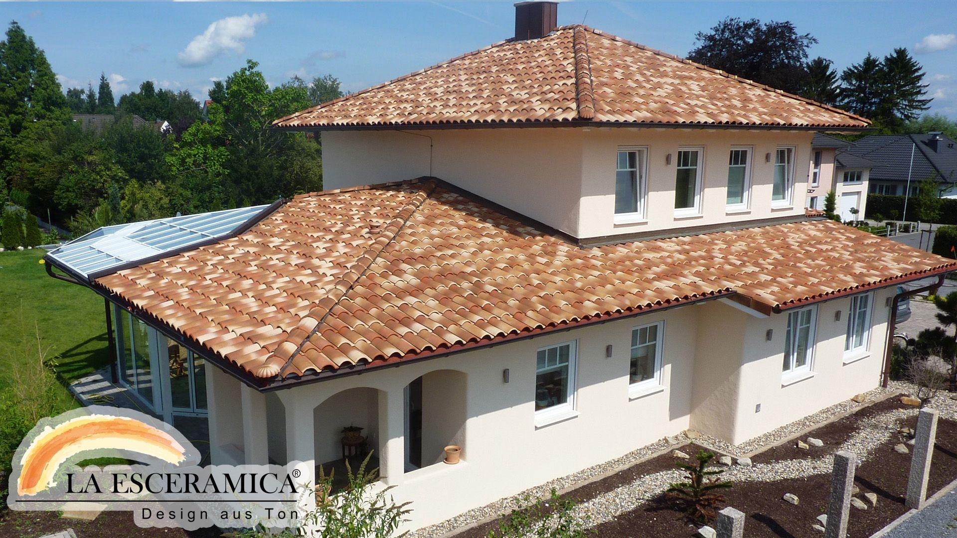la esceramica dachziegel farbe strohgelb | dachziegel | pinterest - Farbe Vielli Castell