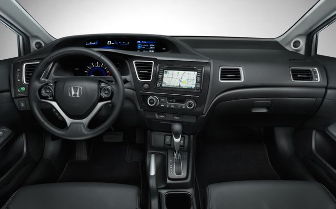 2015 Honda Civic Sedan Interior Photo Gallery Official Site Honda Civic 2014 Civic Sedan 2015 Honda Civic