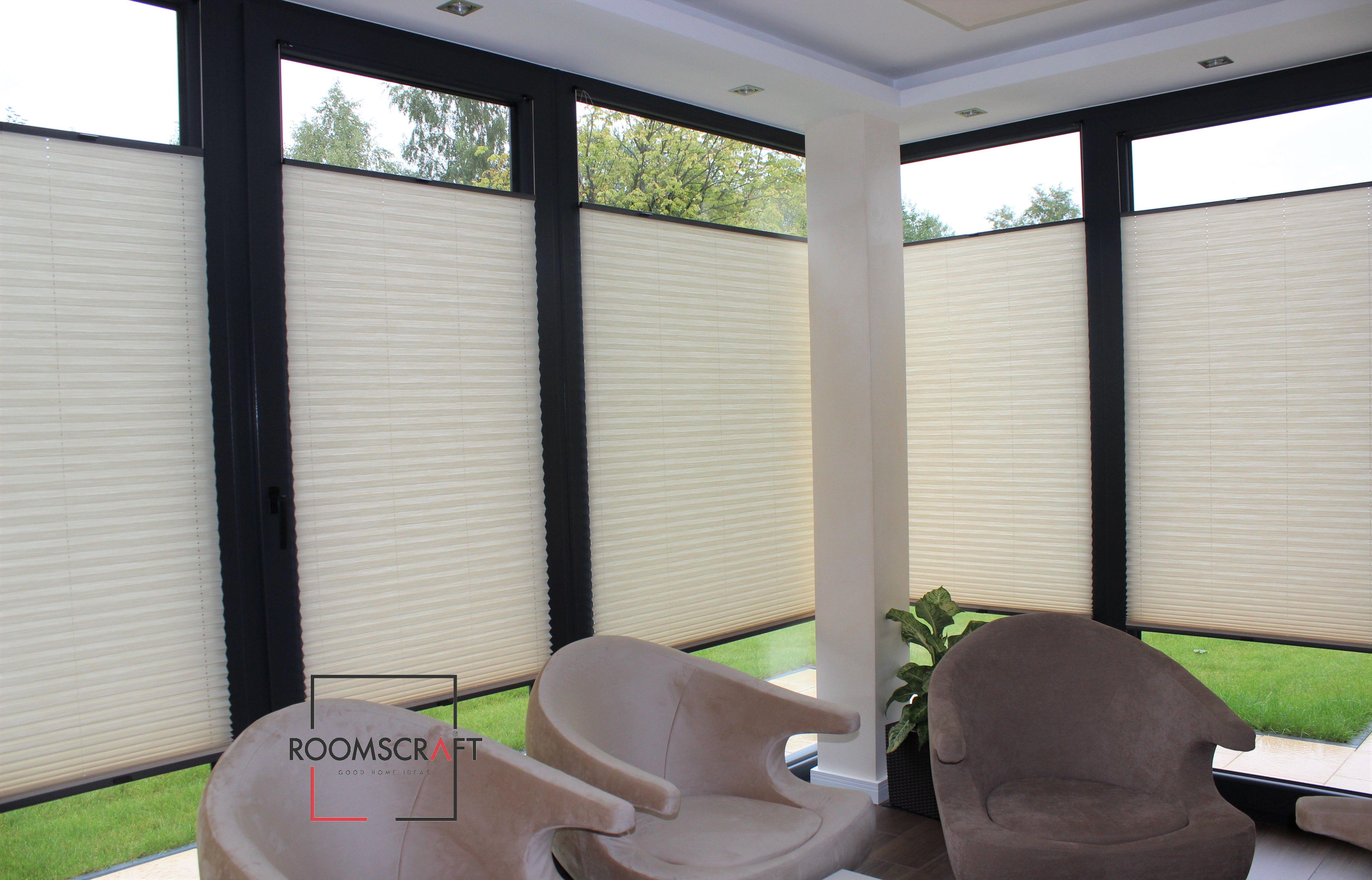 Wintergarten Sonnenschutz Sichtschutz Plissees Rollos Lamellen Jalousie Sunprotection Sightprotection Home Design Int Wintergarten Jalousien Design