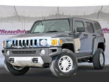 Wanna Drive A Hummer Used Hummer H3 At Off Lease Only Hummer Hummer For Sale Hummer H3