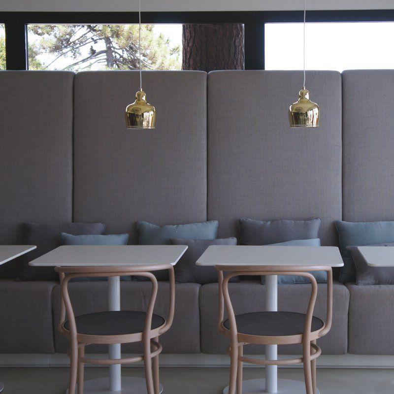 Banquette Restaurant: La Plage Casadelmar Hotel