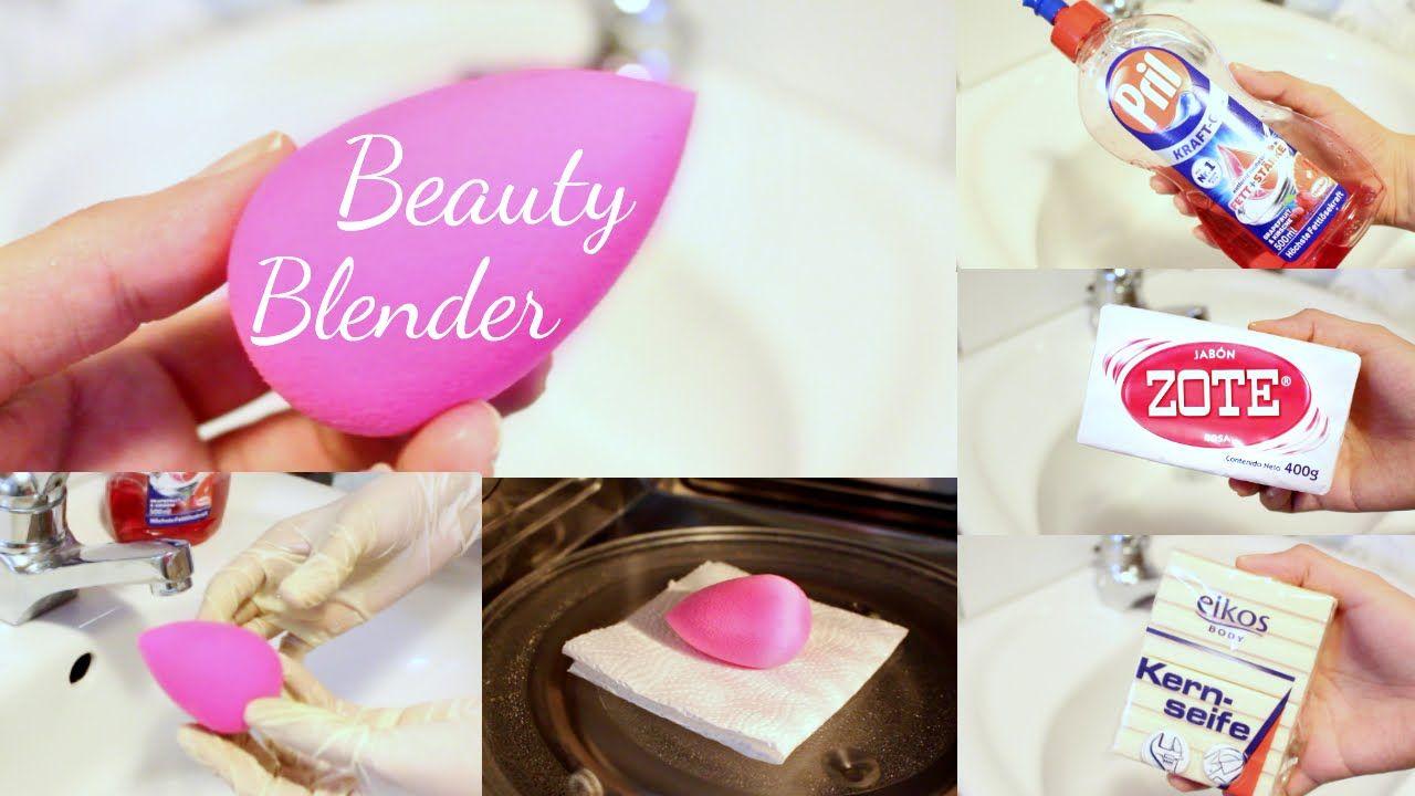 Como Lavo Y Desinfecto Mi Esponja Beauty Blender Tips Para Cuidarla Mariebelle Esponja Beauty Blender Catador De Belleza Esponja