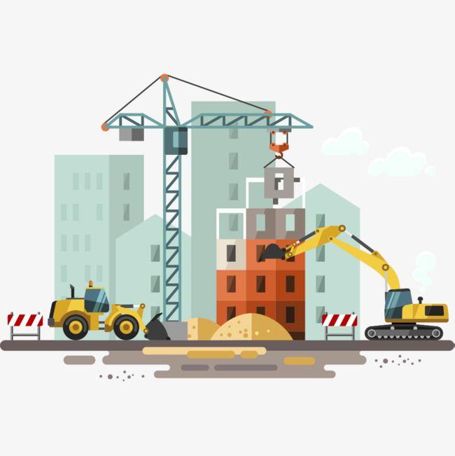 Building Design Software Freeware: Construction Site, Construction Clipart, Building