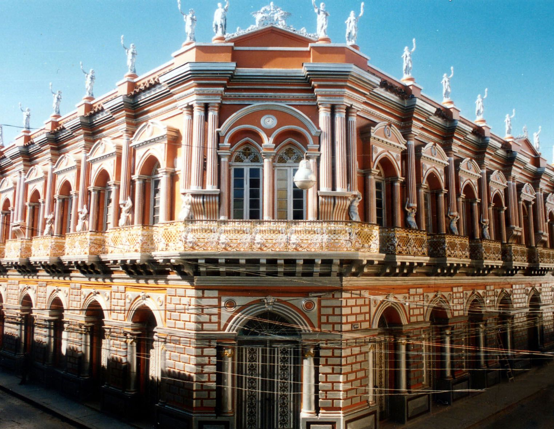 Casa Dorada in Tarija, Bolivia Bolivia travel, Bolivia