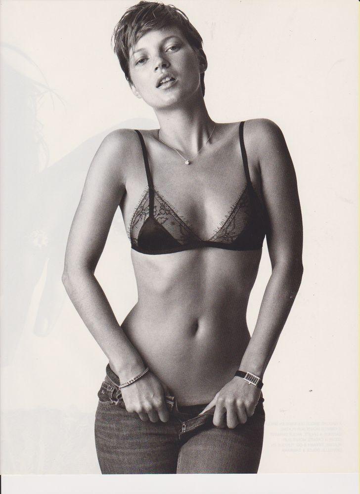 Kate moss topless bikini