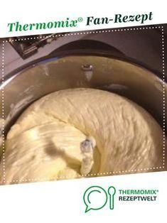 Buttercreme - gelingsicher und super zum Verzieren #creamfrosting