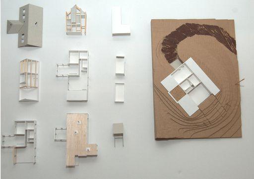 Projet DExtension DUne Maison Individuelle  Architectural Models