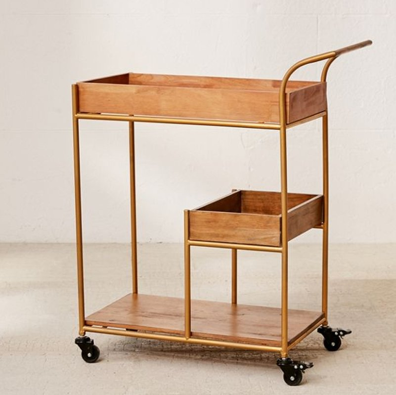 Urban Outfitters Tatiana Bar Cart by Urban Outfitters - Dwell