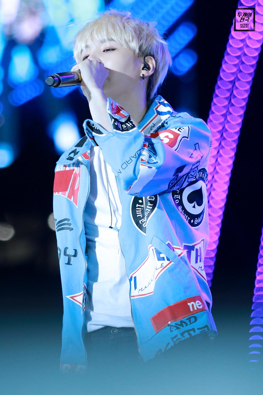 BTS Suga © 두개의천국 | Do not edit.