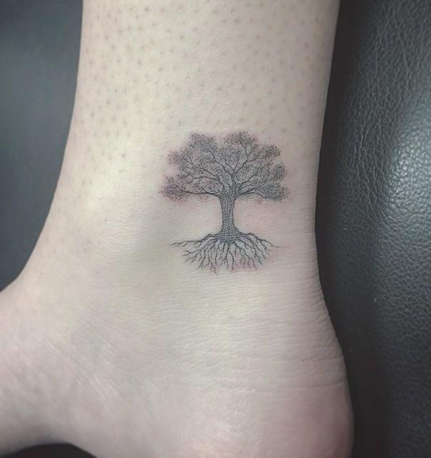 15+ Tatouage arbre de vie minimaliste ideas in 2021