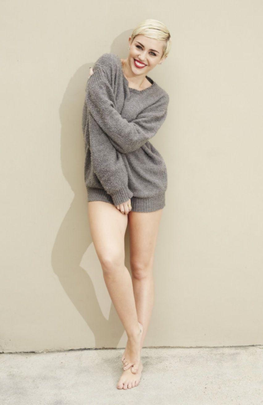 Ms. Miley Cyrus .xoxo People