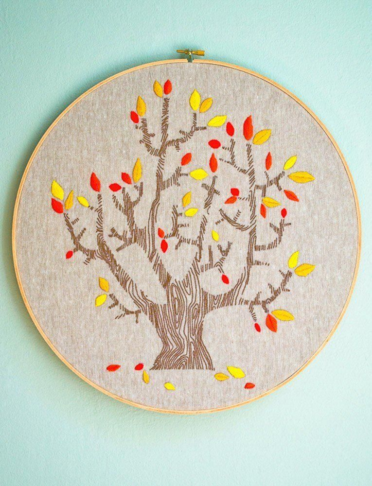 THE WITCH/'S MOON EMBROIDERY PATTERN From Crabapple Hill Studio NEW