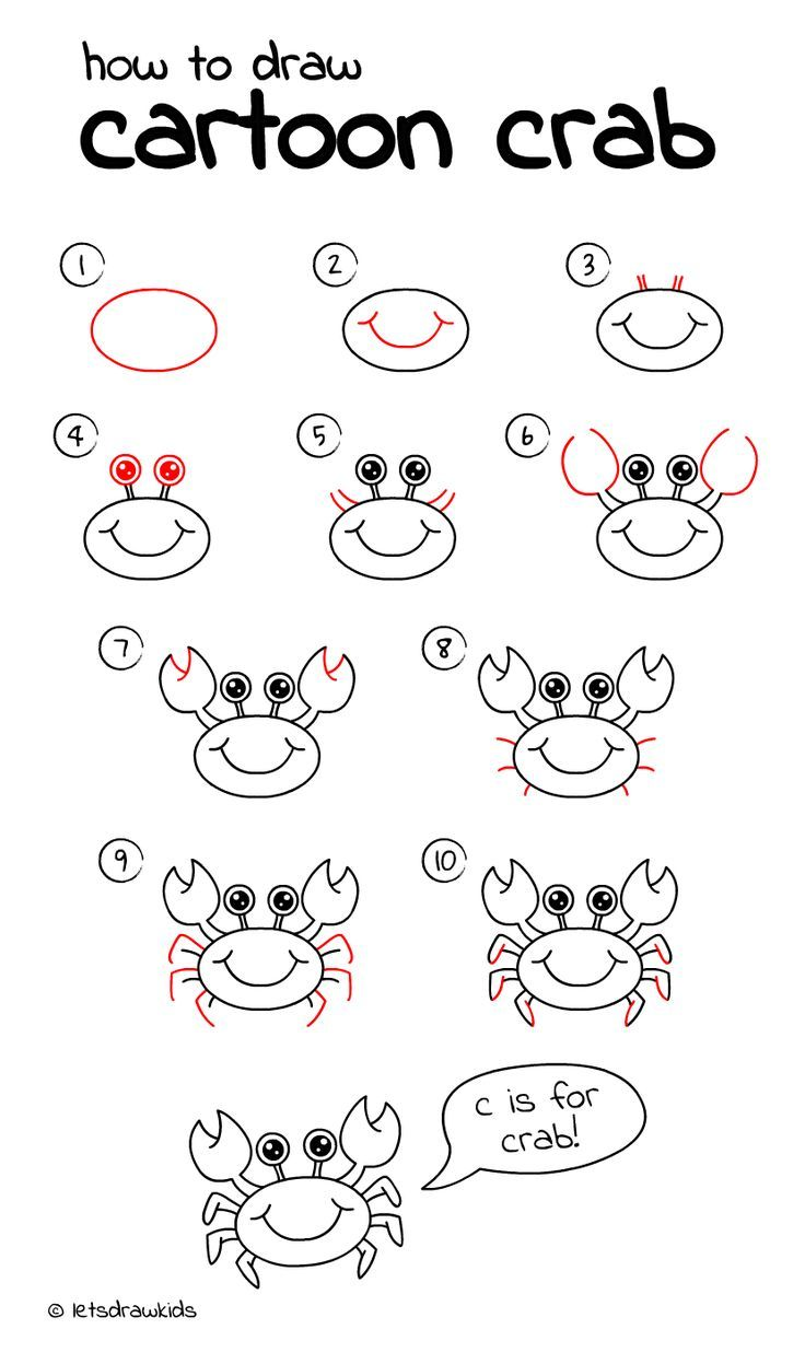 Animal drawings for children - Animals For Easy Animal Drawings For Kids Step By Step Clip Art Pinterest Easy Animal Drawings Animal Drawings And Drawings