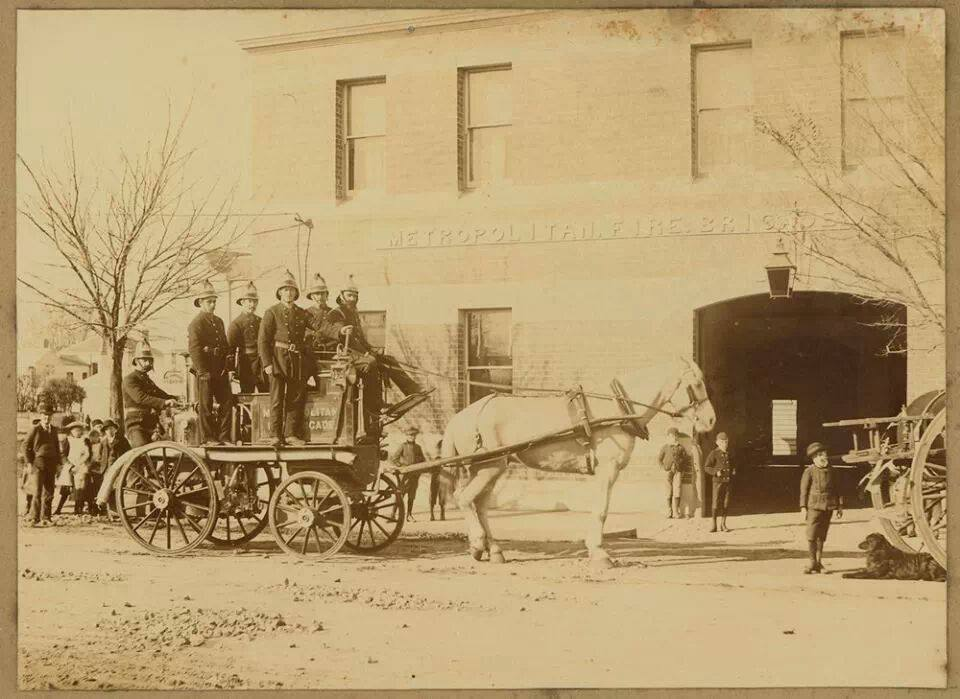 Williamstown Fire Station, Cecil Street, Williamstown