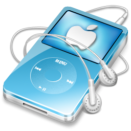 Apple Ipod Blue Icon Png Clipart Image Ipod Apple Ipod Free Clip Art