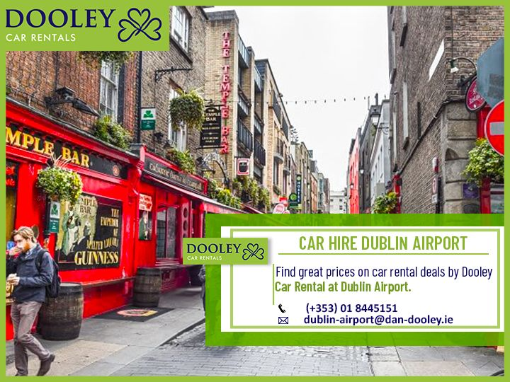 Find great prices on car rental deals by Dooley Car Rental