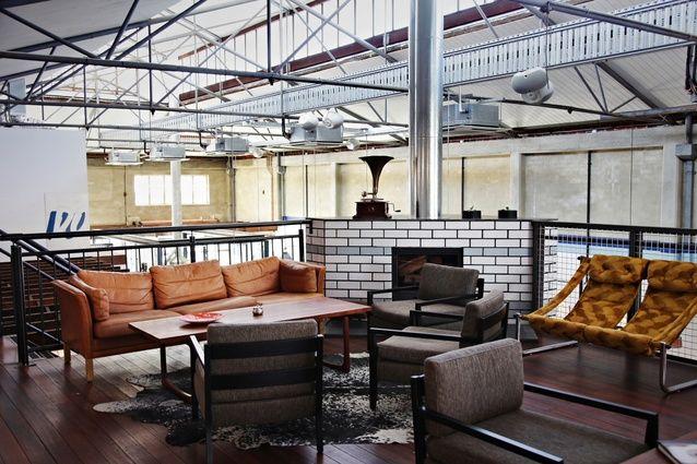 Restaurant Italien Gordon St Garage West Perth Australie