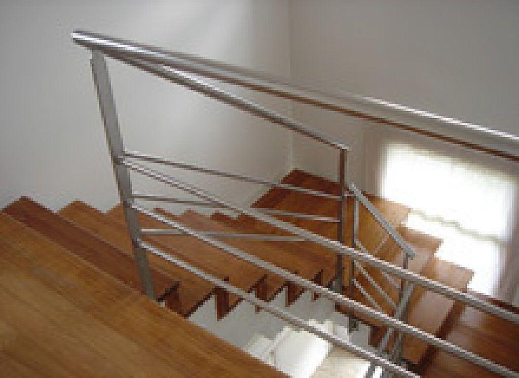 Barandas para escaleras decorar tu casa es facilisimo - Barandales modernos para escaleras ...