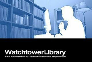 WATCHTOWER LIBRARY 2016 edition Watchtower Library 2016 will