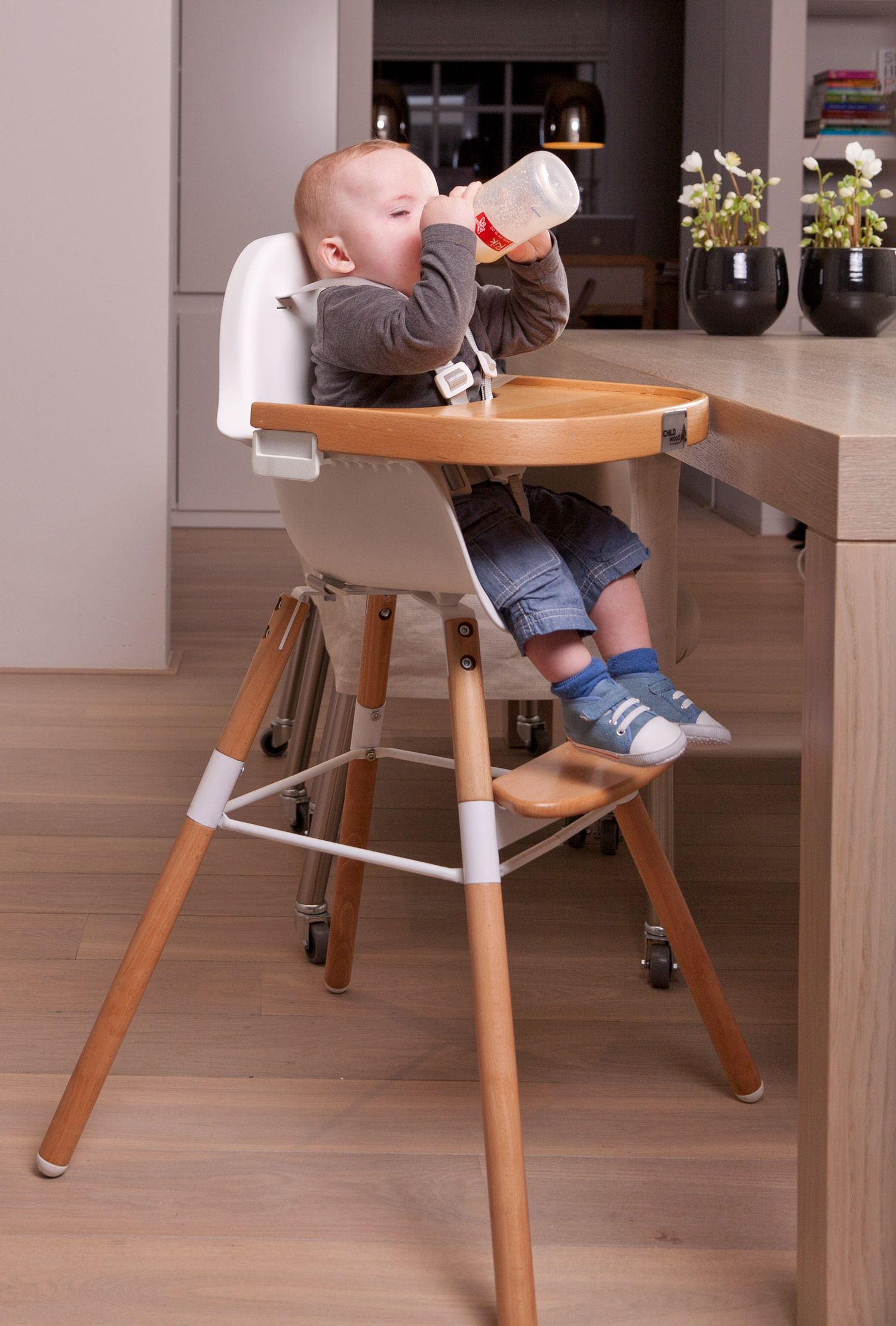 Evolu High Chair by Childwood Furniture Pinterest
