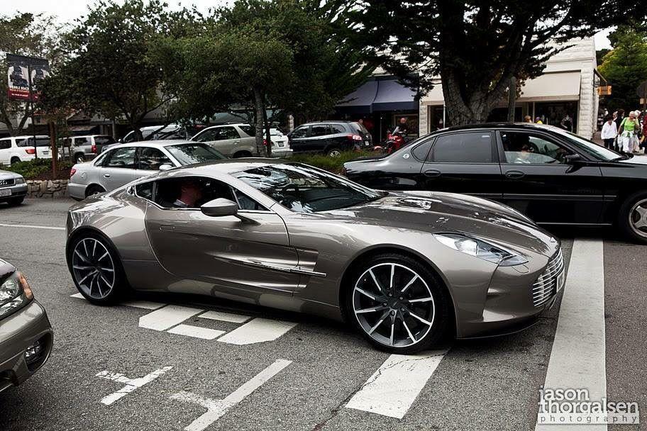 Love Aston Martin
