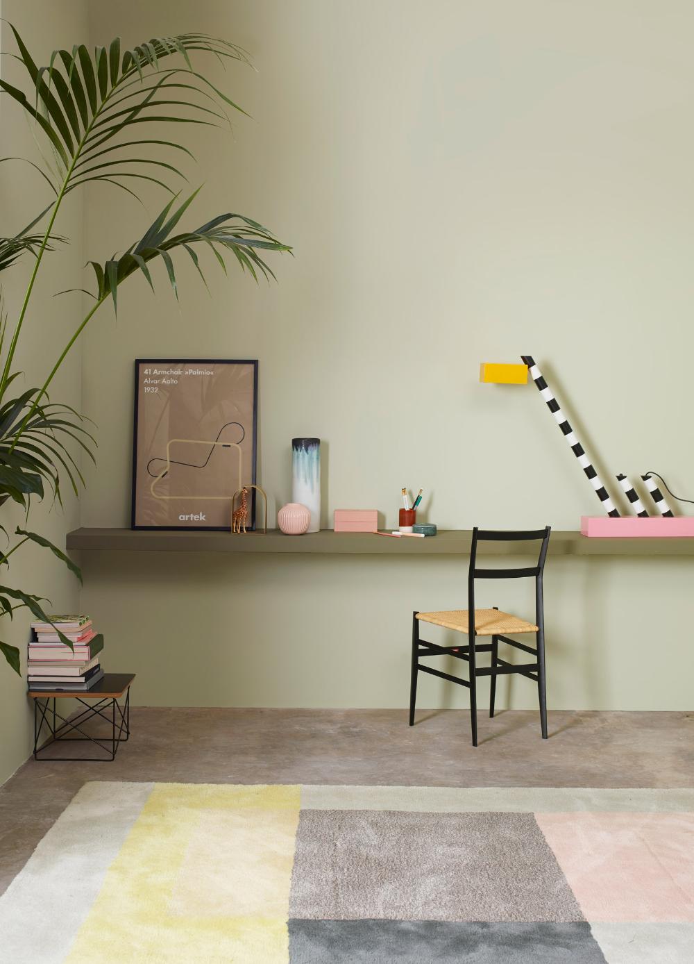 دهانات جوتن ودرجات الألوان للحوائط وكيفية استخدامها بشكل صحيح Living Room Colors Living Room Color Brown Living Room Decor