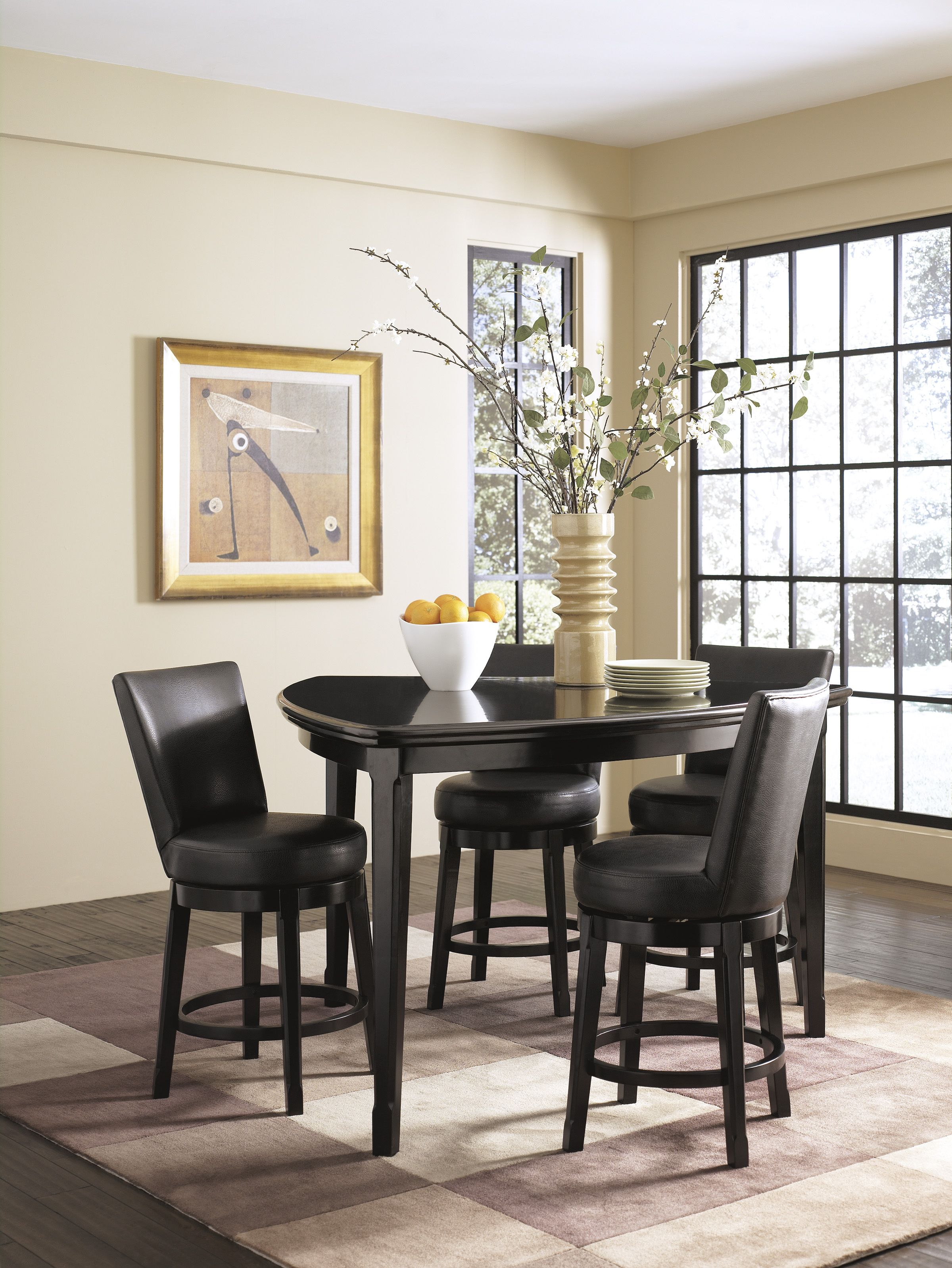 The perfect dining room has enough space for everyone emory by ashley furniture want to get updates on new products like this and specials