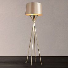 Buy john lewis wilfred floor lamp brass online at johnlewis buy john lewis wilfred floor lamp brass online at johnlewis mozeypictures Choice Image