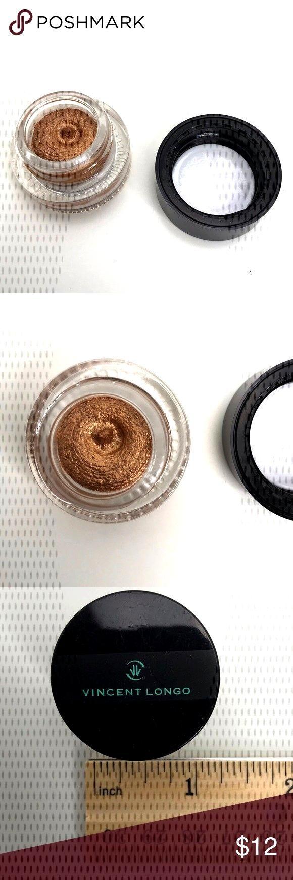 Longo Creme Gel Liner Jar in Golden Orbit Vincent Longo Creme Gel Liner Jar in Golden Orbit. Unboxe