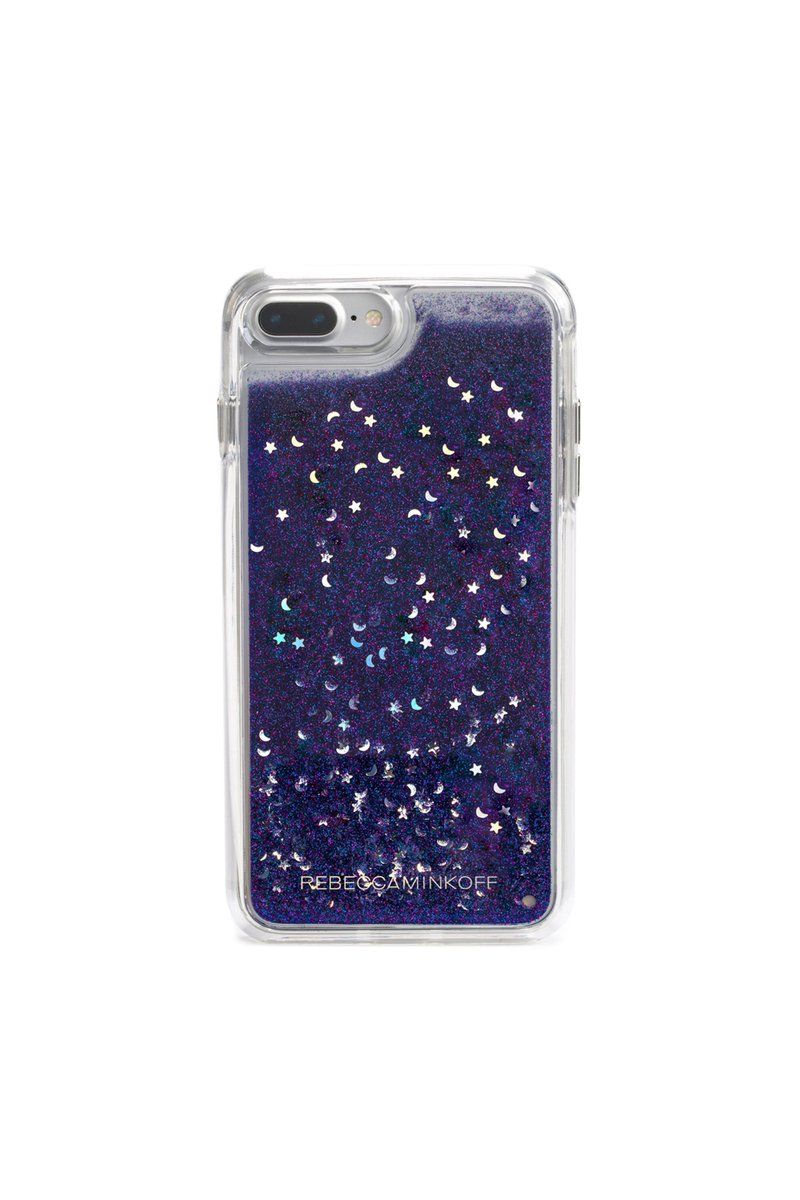 quality design e4712 7a2ce REBECCA MINKOFF Galaxy Glitterfall Case for iPhone 8 Plus & iPhone 7 ...