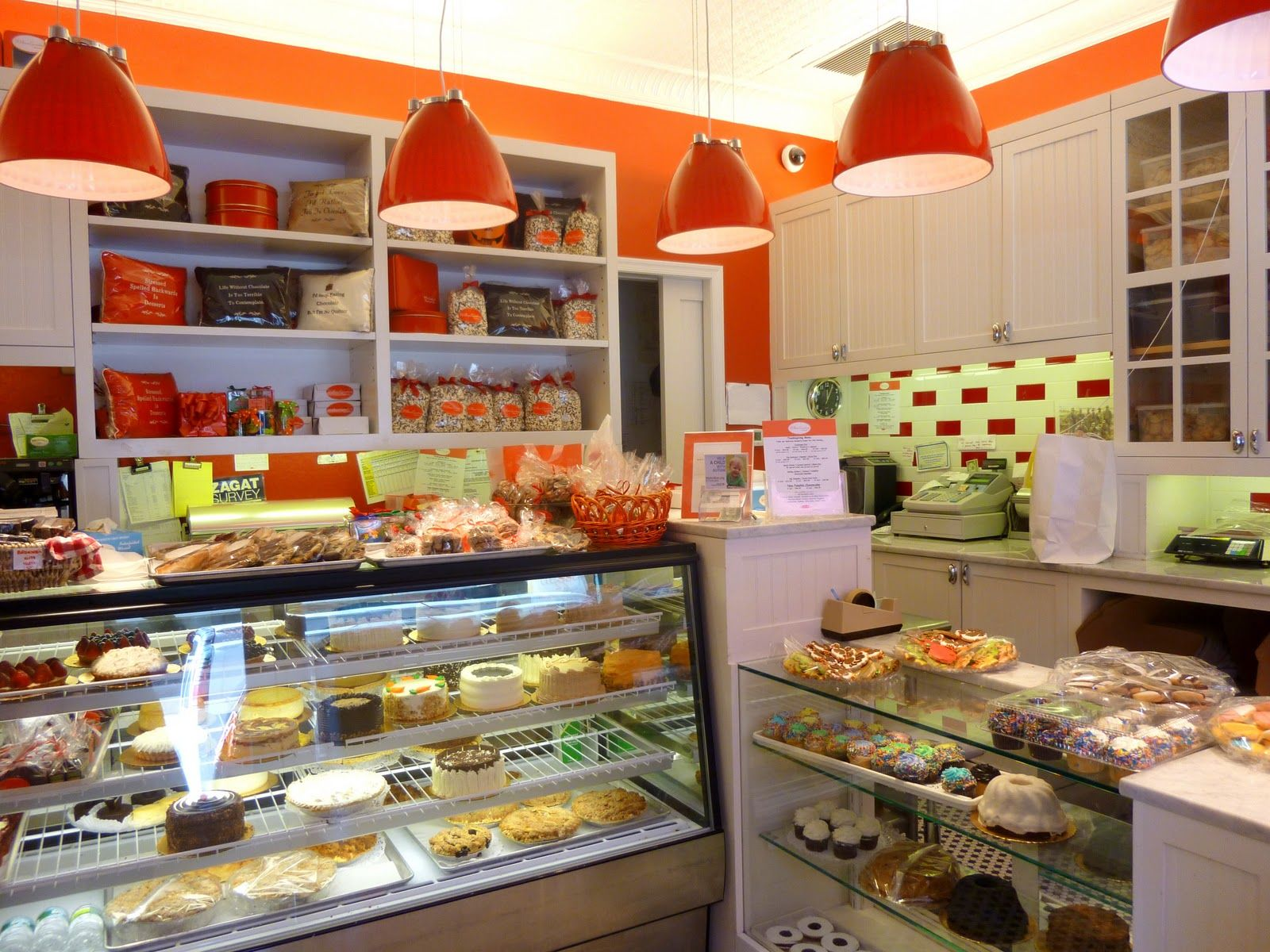 Bakery Interiors Bizzy Oven Mitt Bakery Bakery design ideas