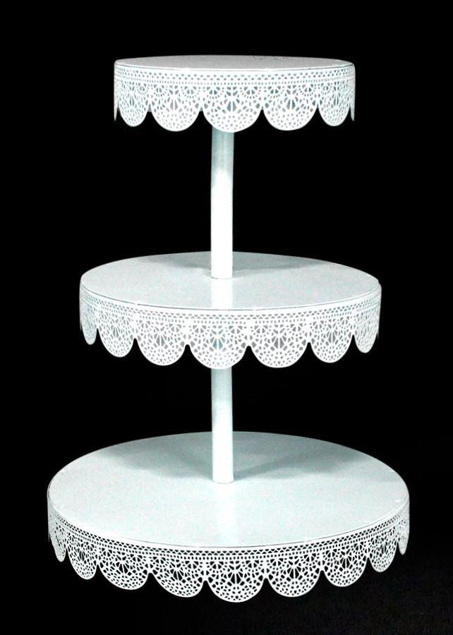 Find Cupcake And Cake Stands At Afloral Com And Decorate Your Dessert Table Affordably And Styl Wedding Cake Stands Cupcake Stand Wedding Vintage Cupcake Stand