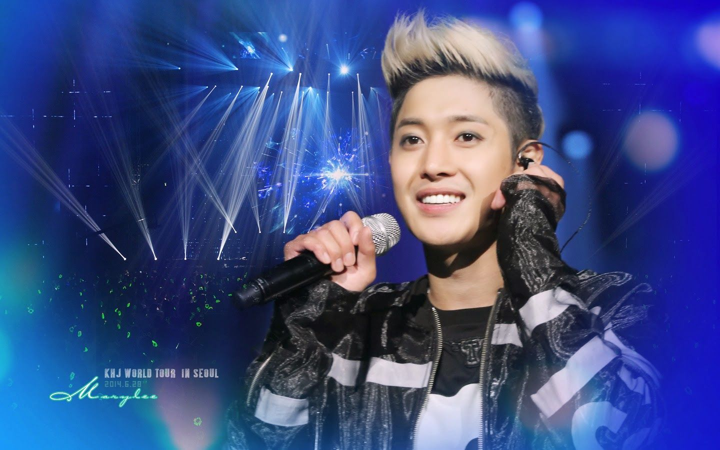LOVES NOTES 2014.07.08 The Singer: Kim Hyun Joong: HOT NEWS&COMMENTS IN LINKS OF HPB.