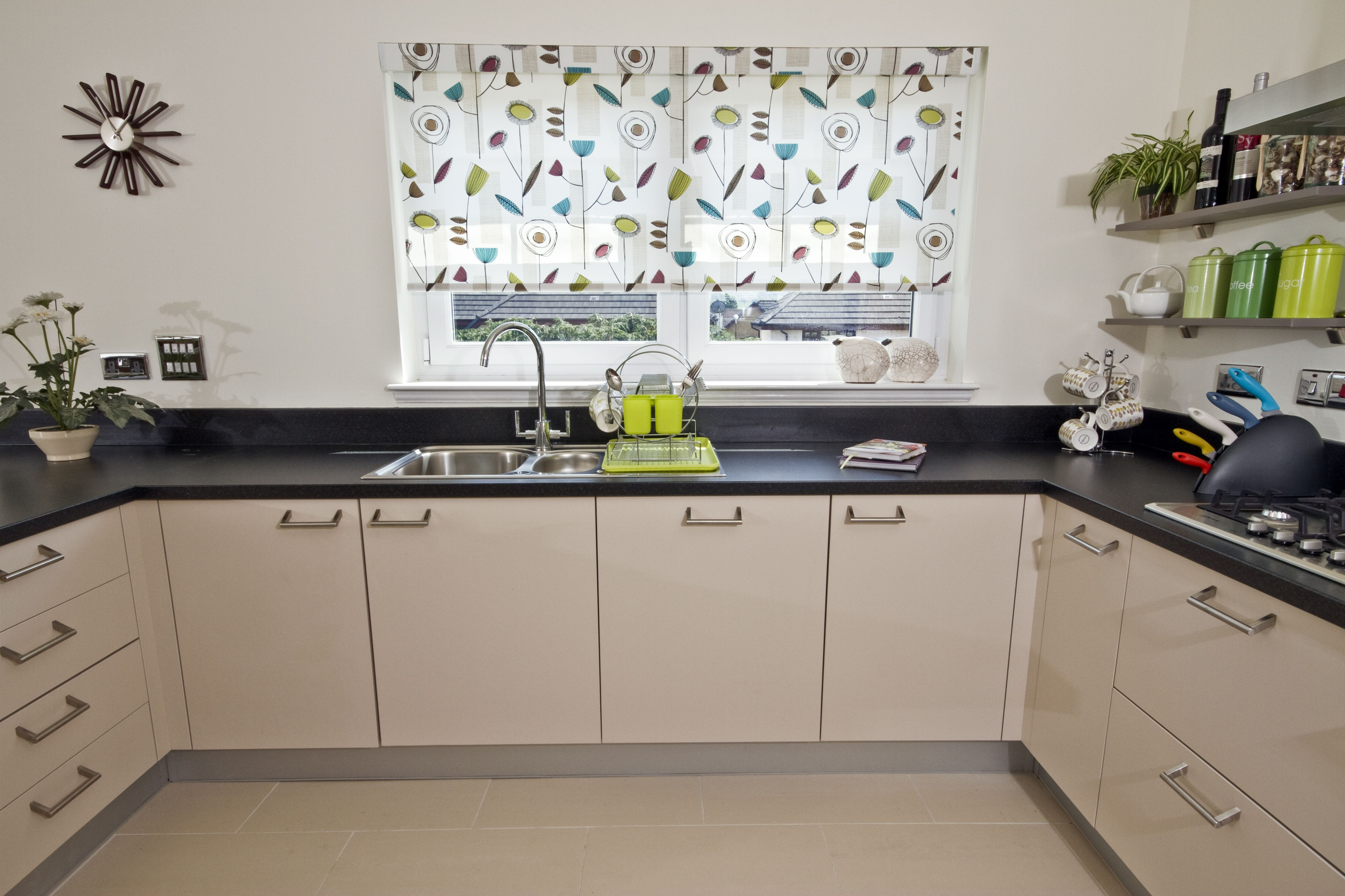 View The Portobello Kitchen Roller Blind Collection