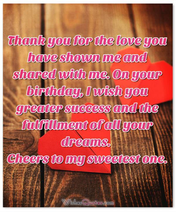Quotes For Someone Special In My Life: Deepest Birthday Wishes And Images For Someone Special In