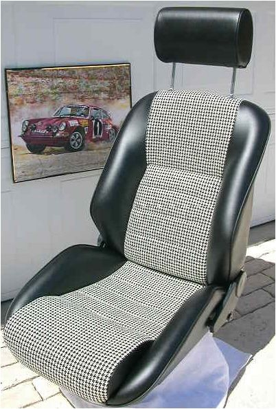 Our Monte Carlo Seat In Houndstooth Clic Car Seats By Gts Clics