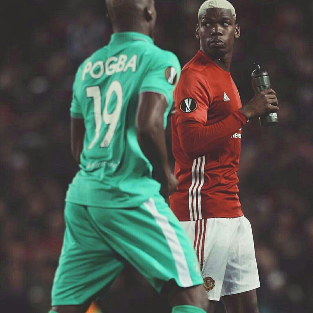 The #Pogba brothers 🔝👍🏻 via @soccerdotcom