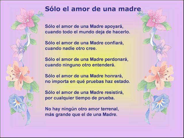 Gracias Madre Poemas poemas,reflexiones y pensamientos cristianos.: poemas y