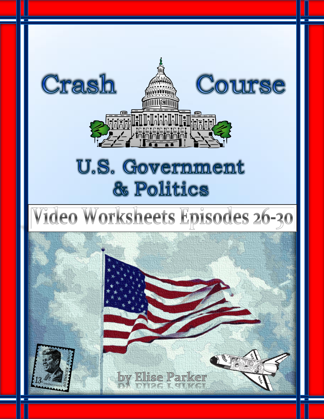 Crash Course U S Government Worksheets Episodes 26 30