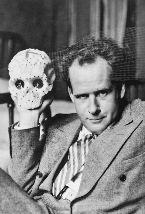 T For Tout Sergei M Eisenstein With Sugar Skull Mexico Film Director Film Books Image