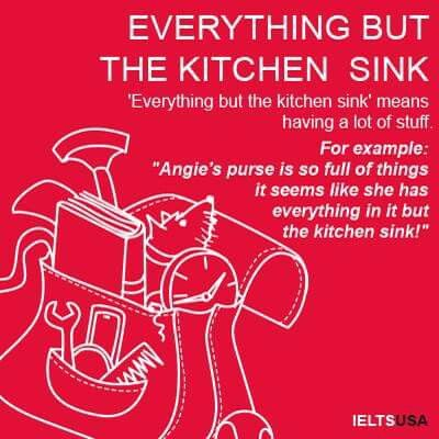 Incredible Everything But The Kitchen Sink Means Everything You Can Interior Design Ideas Gentotryabchikinfo