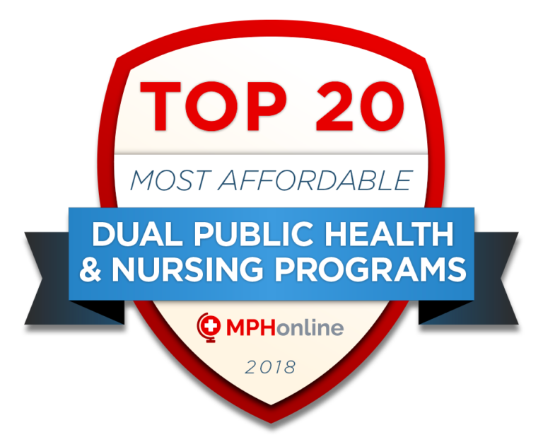 20 Most Affordable Dual Degree MPH and Nursing Public