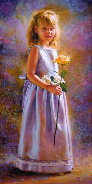 The Yellow Rose Alfredo Rodriguez ( 1954) American  ■♤♡♢♧☆■